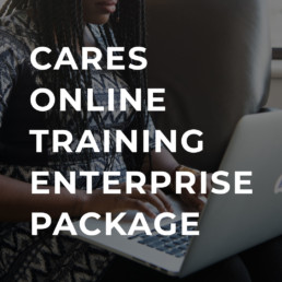 CARES online training for businesses